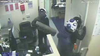 They carried out 17 burglaries to the value of £1million between May and November last year.