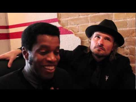 Interview with Vintage Trouble on Live Fan Engagement @ SXSW