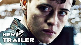 The Girl in the Spider's Web Trailer (2018) Claire Foy Millennium Thriller Movie