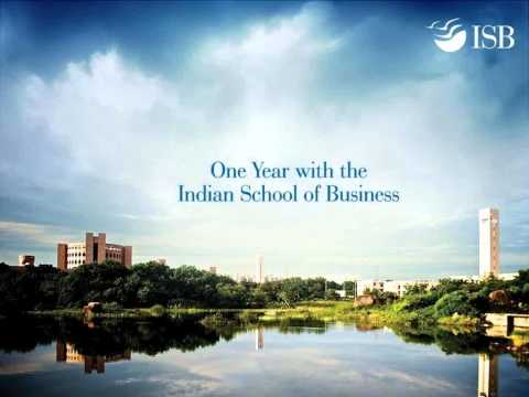 One Year with the Indian School of Business