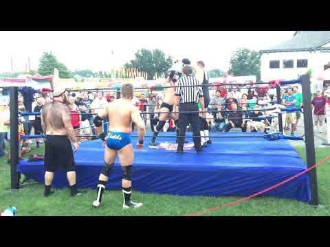 WBW / Big Jim Hutchinson vs DieHard Tom McClane special guest American Beast,Brandon Fields