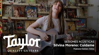 "Silvina Moreno ""Cuídame"" | Taylor Sesiones Acústicas"