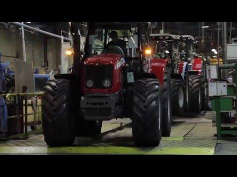TraktorTV Folge 45 - Das Massey Ferguson Werk in Beauvais