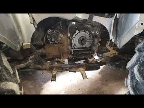 Yamaha grizzly 700 wet clutch replacement
