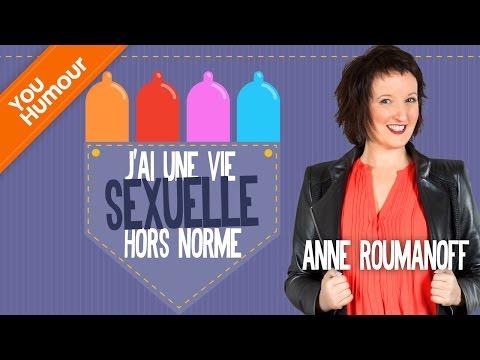 Anne ROUMANOFF, J'étale ma vie