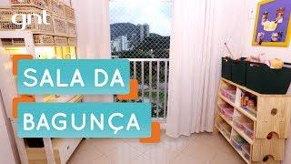 Como organizar brinquedos | Organização | Santa Ajuda | Micaela Góes