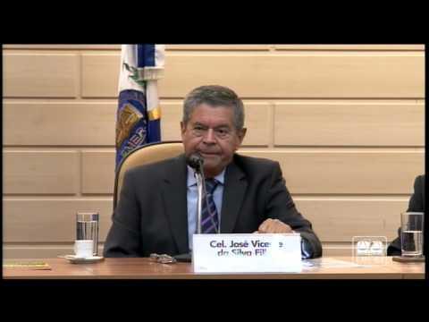 26/10/2015 - A PARTICIPAÇÃO DA SOCIEDADE CIVIL NO COMBATE À VIOLÊNCIA URBANA - PARTE 2