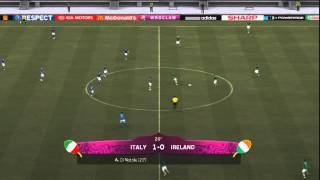 UEFA EURO 2012 - Debate the Game : Ireland VS Italy | علق على المباراة : 7