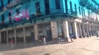 Recorrido por los barrios de La Habana