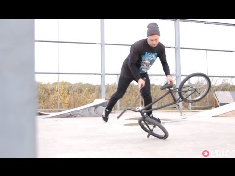 BMX Riding With Funny Wildlife Commentary | Something Creative, Ep. 2