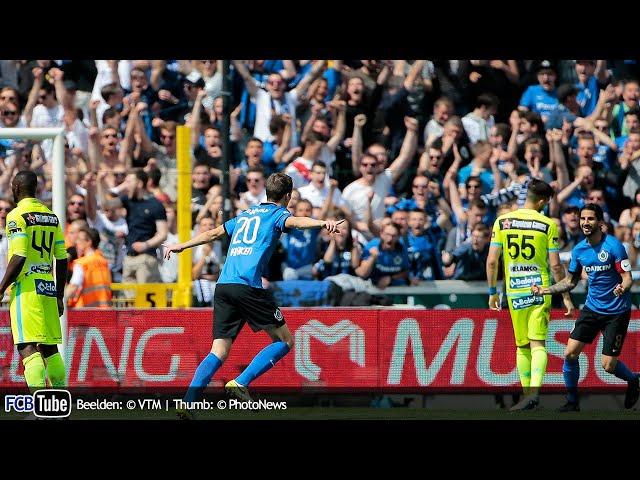 2016-2017 - Jupiler Pro League - PlayOff 1 - 10. Club Brugge - AA Gent 2-1