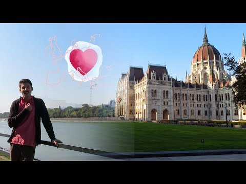 The Hungarian Parliament | Budapest Darshan | Desi City Guide in Hindi with Peter
