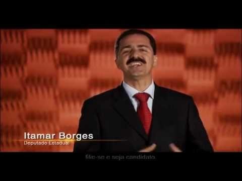 Novo PMDB-SP - Itamar Borges