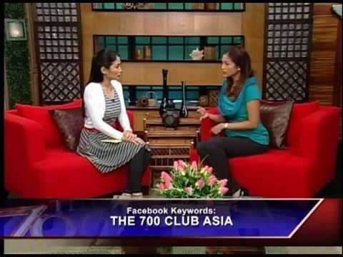 The 700 Club Asia | Miriam Quiambao-Roberto Testimony