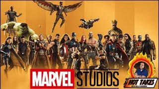 The Marvel Cinematic Universe: Rating & Ranking the Entire MCU!