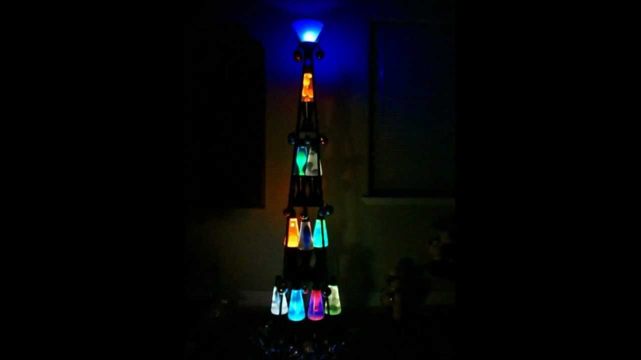 Groovy Christmas Lava Lamp Christmas Tree - YouTube