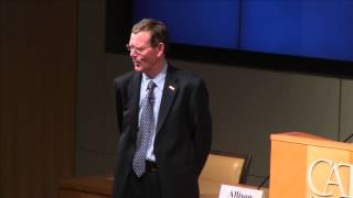 John A. Allison Discusses