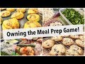 Meal Prep Like a Boss // Keto Friendly and Low Carb Meal Prep for the Week!