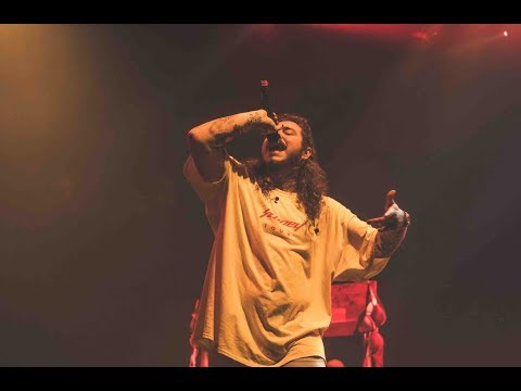 Post Malone - Big Lie (Live) - Boston, MA