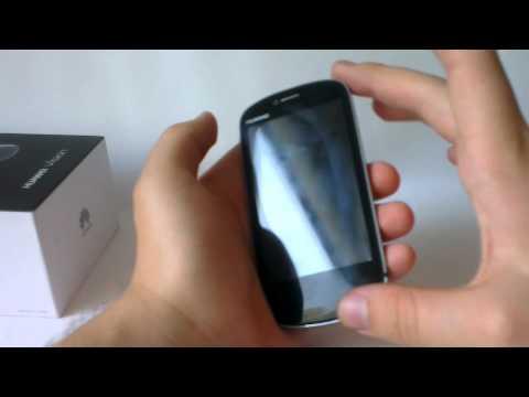 Huawei Vision U8850 Unboxing und erster Eindruck