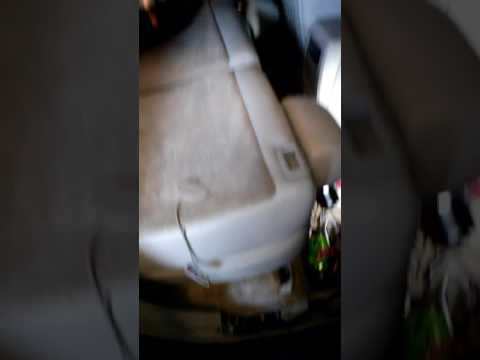 2006  Cadillac Srx rear fuse box location