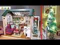 DIY Dollhouse | Holiday Times ドールハウスキット ホリデータイム作り