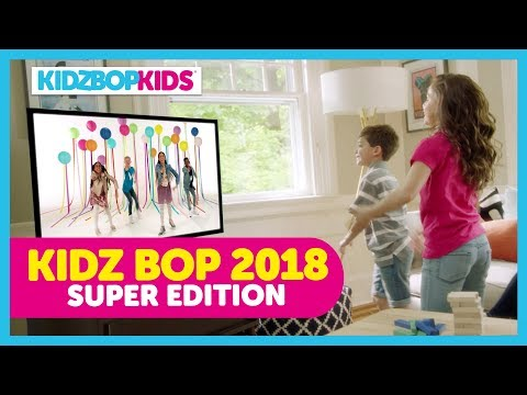 KIDZ BOP 2018 Official Commercial (Super Edition)