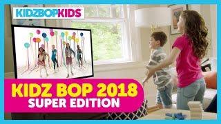 KIDZ BOP 2018 Official Commercial (Super Edition)