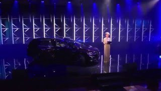 Krzysztof Kris Adamski Renault Talisman Ground Tour video dance projection