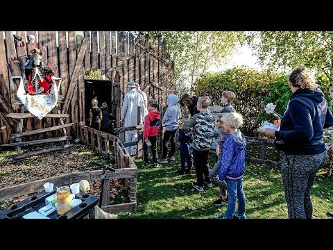 Halloween Friesland.Halloween Halloweenfair West Friesland Jubileum 2019