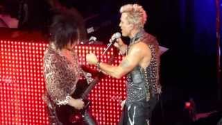 """Flesh for Fantasy"" Billy Idol@House of Blues Atlantic City 6/8/13"