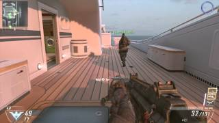 Black Ops 2 Wii U Gameplay With Commentary
