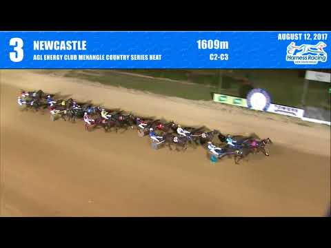 NEWCASTLE - 12/08/2017 - Race 3 - AGL ENERGY CLUB MENANGLE COUNTRY SERIES HEAT