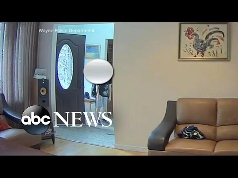 11-Year-Old Walks In on Home Invader