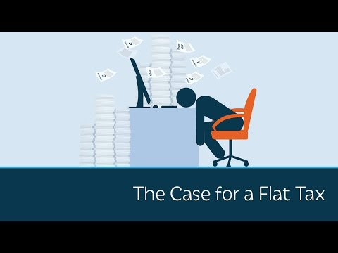 The Case for a Flat Tax