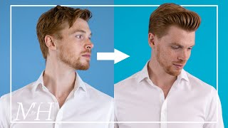 Men's Haircut and Style | Modern Professional