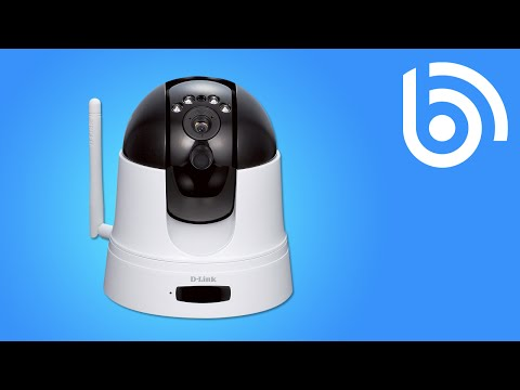 D-Link DCS-5222L mydlink Wireless-N Network IP Camera with PTZ - Setup Video
