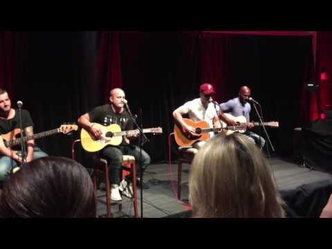 Sam Hunt- Speakers Acoustic Live
