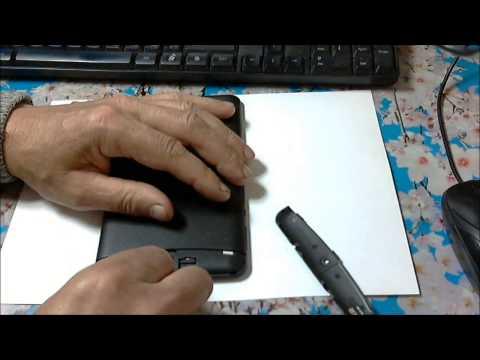 Как вставить сим карту в планшет ирбис