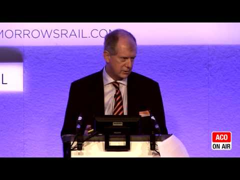 Sydney Trains, CEO, Howard Collins discusses the lessons learned from running Sydney Trains