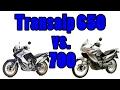 Nowe moto   Transalp 650 vs 700