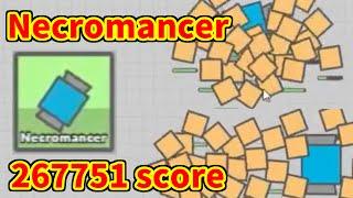 【diep.io】Necromancer 267k score!! (ネクロマ…
