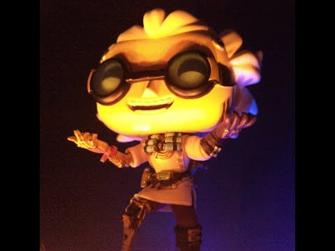 Woody Reviews Halloween Special Part 1: Dr. Junkenstein Funko Pop Review