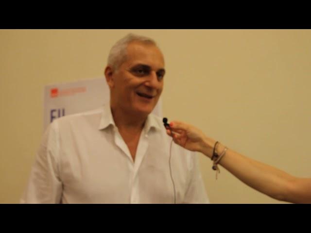 INTERVISTA A NICOLA CAPUTO - TULIP PLAZA CASERTA - APPIA POLIS
