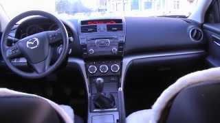 Mazda 6 тест обзор(, 2014-01-25T17:17:00.000Z)