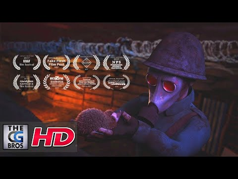"CGI 3D Animated Short: ""Sentier Rouge""  - by Alexis Coppee, Pierre Bekec & Yohann Palut"