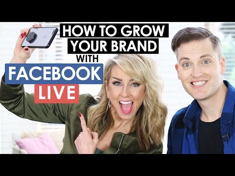 Facebook LIVE Tips and Tricks for Growing Your Brand — Chalene Johnson Interview