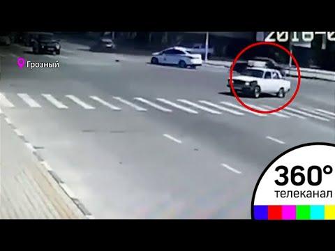 В Чечне неизвестные с ножами напали на полицейский участок