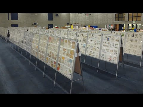 Stamp enthusiasts and collectors gear up for the 2019 Seattle Philatelic Exhibition - New Day Northw