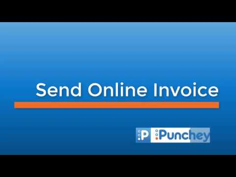 How To Send An Online Invoice